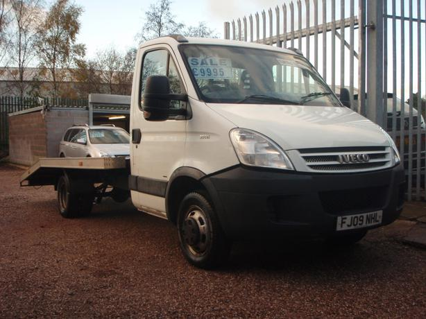 Iveco Daily C Class 3.0 litre 3.0TD 35C15 LWB (Heavy Duty) Recovery Truck