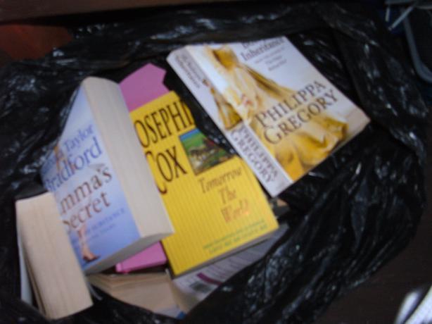 HOLIDAY READING. BOOKS - CHILDREN'S & WOMEN'S