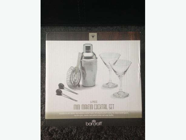 Martini Cocktail making set - NEW!!