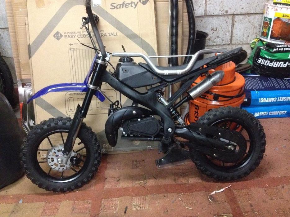 50cc mini bike not yz kx ktm stomp wpb welsh pit. Black Bedroom Furniture Sets. Home Design Ideas
