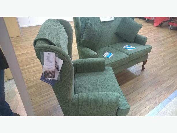 Ex Display Hsl Fireside Chair Amp Sofa Dudley Dudley