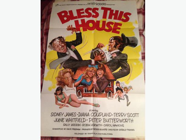 Bless This House Poster and Lobby Cards