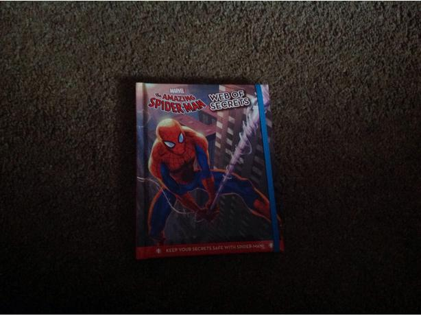 Spider-Man book
