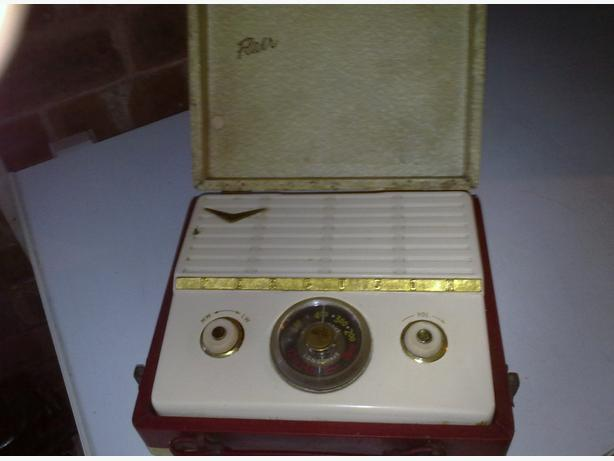 ferguson flair portable radio