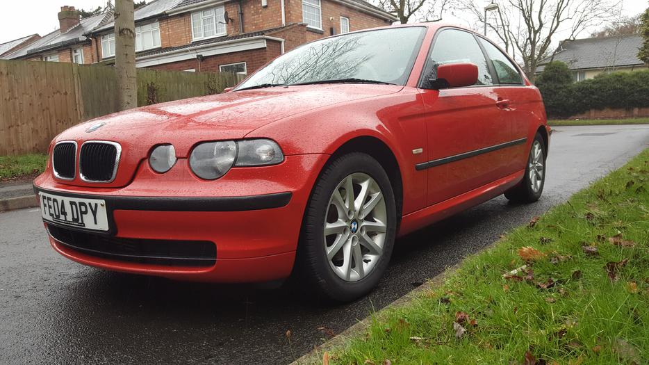 bmw 320d diesel compact 04 reg manual 6 speed other dudley. Black Bedroom Furniture Sets. Home Design Ideas
