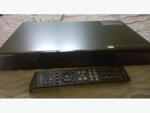 SAMSUNG  - BD-P1500 Blu Ray Dvd Player