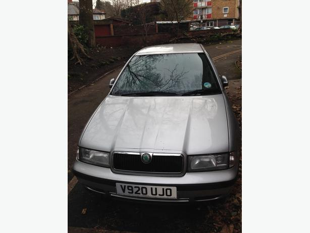 Skoda Octavia 2.0 Petrol For Parts  1999 Year