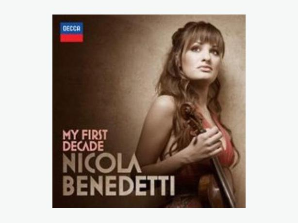 Nicola Benedetti . CD  My First Decade