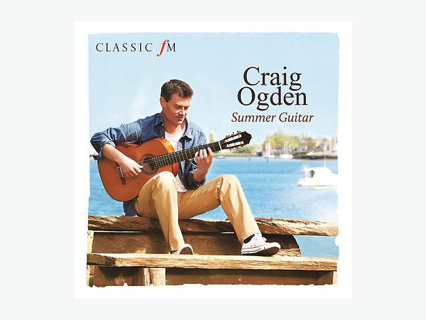 Craig Ogden Music CD  Albium Summer Guitar