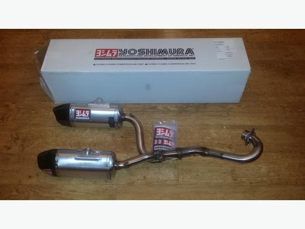 Yoshimura Rs9 Complete Exhaust For Honda Crf 250 2014 15 16 Brand