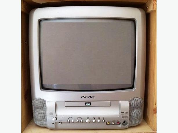 Pacific TV with DVD - 14""