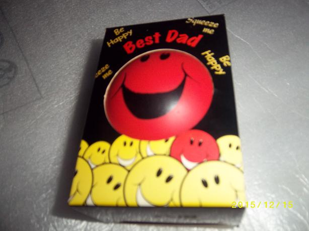 Smiley Face Stress relief Ball