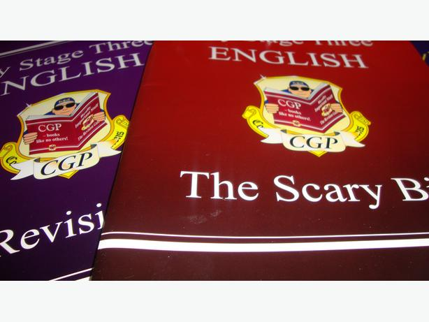 key stage 3 english books