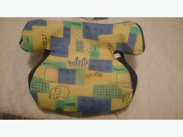 plastic brand new carbooster seat with cover