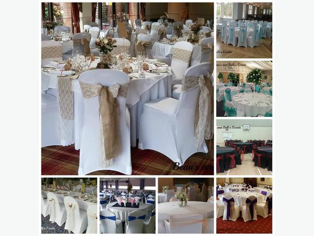venue dressing package