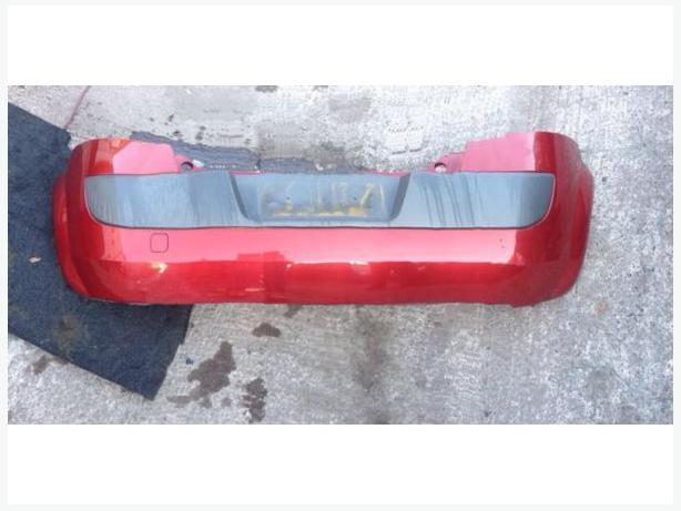 Renault Megane RED TEB76  II 2002-2008 ENGINE DOOR BOOT BUMPER INTERIOR