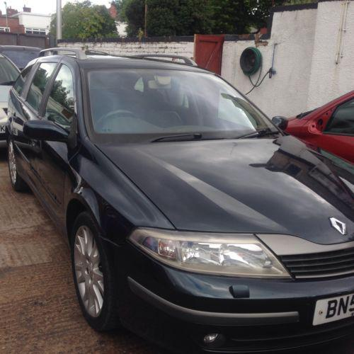 renault laguna estate 1 9 turbo diesel breaking parts spares 2001 2007 dci mkii wolverhampton. Black Bedroom Furniture Sets. Home Design Ideas