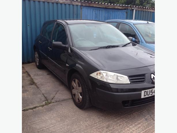 Renault Megane II 1.5 DCI PARTS SPARES BREAKING ENGINE GEARBOX 5dr 2002-2008