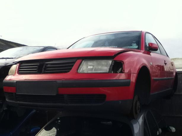 VW VOLKSWAGEN PASSAT 1999 1.8 TURBO BREAKING