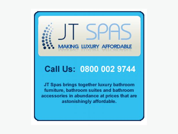Get amazing discounts on Steam Showers from JT Spas!