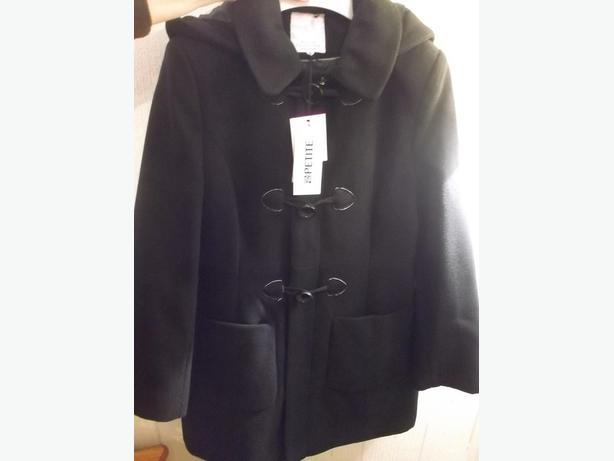Brand New Debenhams Black Coat