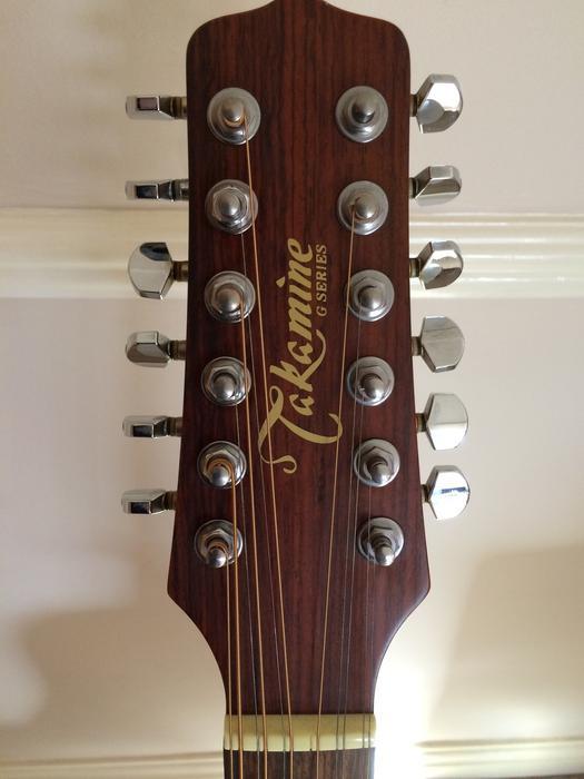takamine g series 12 string acoustic guitar eg510s 12 rowley regis sandwell. Black Bedroom Furniture Sets. Home Design Ideas