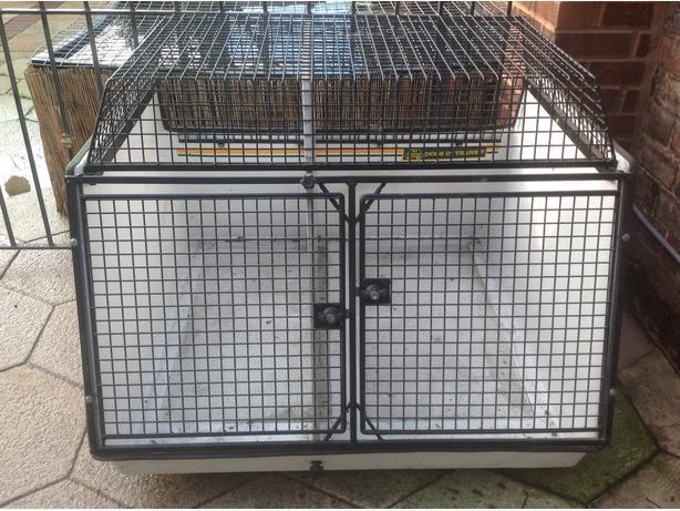 Lintran Dog Box