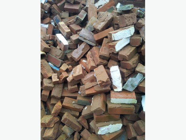 bricks/ rubble for hardcore