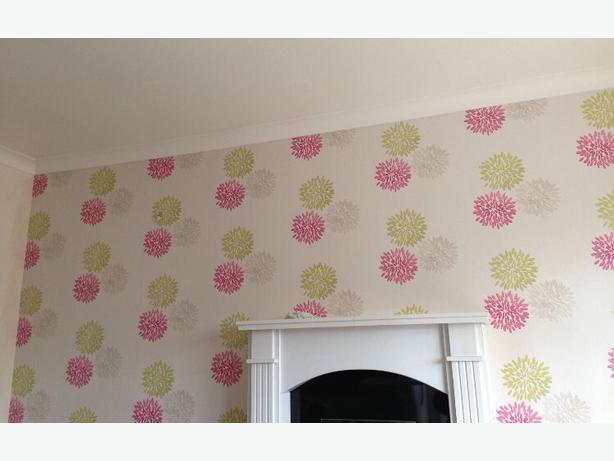 painter / decorator /wallpapering