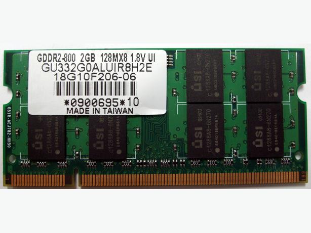 2GB DDR2 LAPTOP RAM