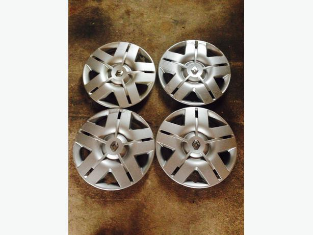 "Renault 16"" Wheel trims"