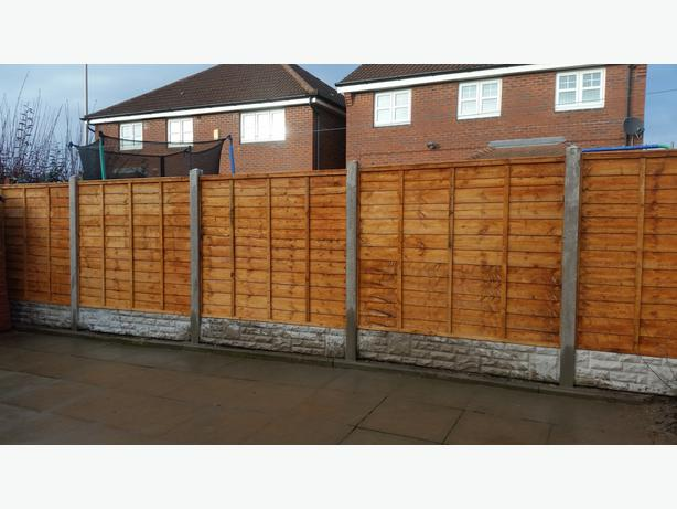fencing offers supply and fitted