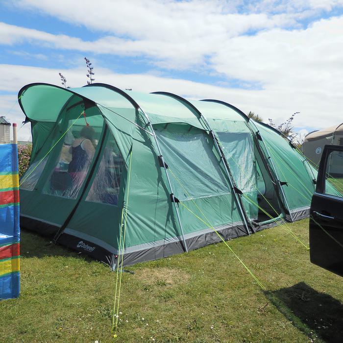Outwell Montana 6 Man Tent With Footprint Carpet Darlaston
