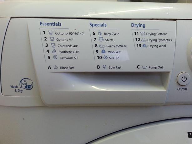 Hotpoint Wdl540 Aquarius Washer Dryer Wolverhampton Wolverhampton