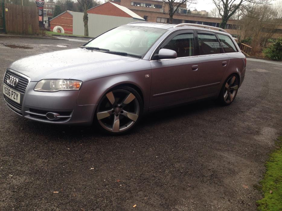 Audi A4 Avant 2 0 Tdi 140 6 Speed 163 163 163 163 S Spent Px Cheaper