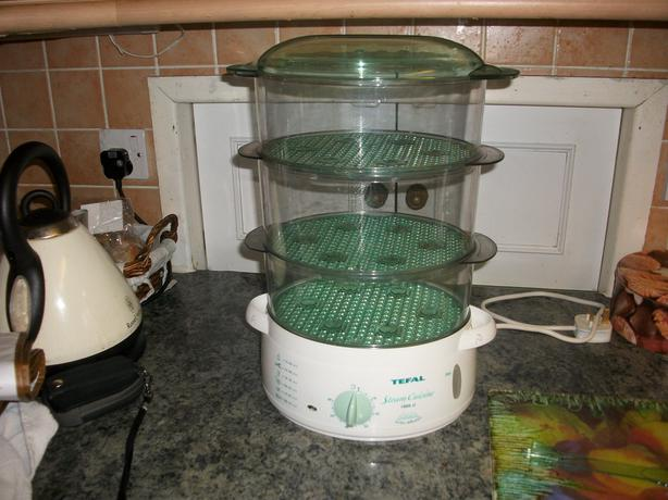 Tefal 3 Tier Electric Vegetable Steamer
