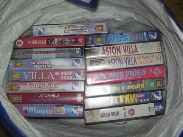 aston villa stuff