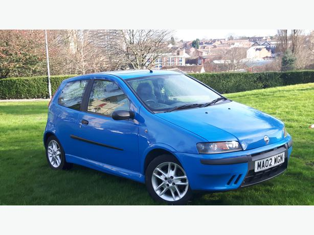 fiat punto sporting 1 2 16v 6 speed 6 months mot walsall dudley. Black Bedroom Furniture Sets. Home Design Ideas