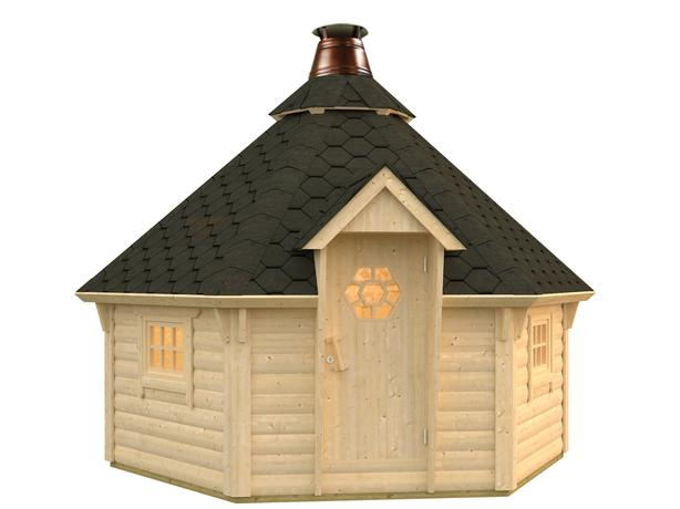 Grill Cabin Grillkota BBQ house BBQ Hut (8,7m)