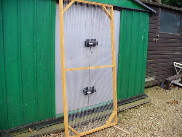 aviary panels cat/ bird/ chicken/ rabbit/ budgie