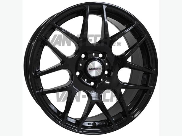"For sale: VW Transporter T5 Calibre Exile Alloy Wheels 18"" inch"