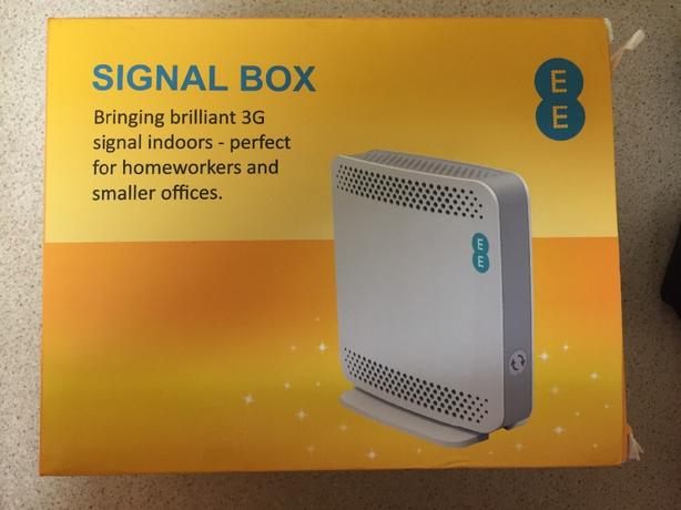 ee cisco phone signal booster