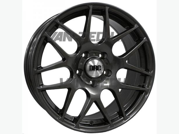 For Sale: DRC DRM 18″ Gun Metal Alloy Wheels VW T5 Van