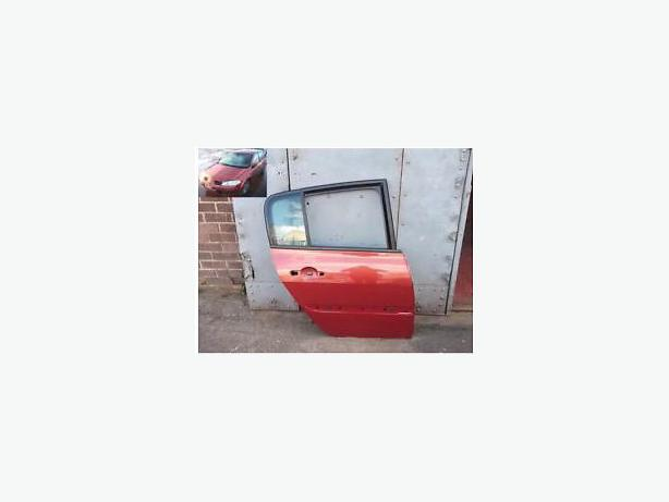 RENAULT MEGANE II DOOR RED TEB76 5DOOR REAR BACK DOOR O/S/R 02-08