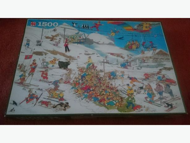 1500 jigsaw puzzle