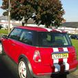 mini cooper one with leather seats and  chilli pack option