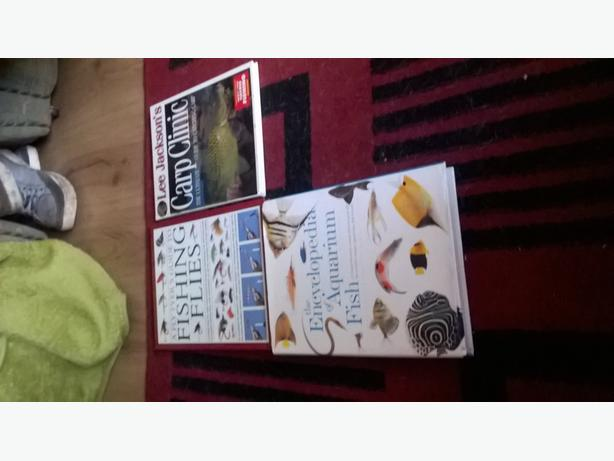 sevetal books