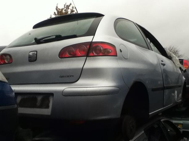 SEAT IBIZA 2005 PETROL BREAKING FOR SPARES