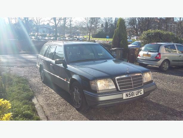 Mercedes 124 Estate 7 Seater Diesel Auto