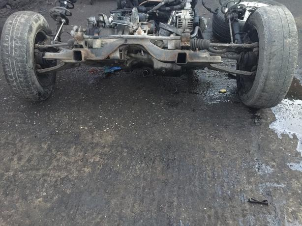 CORSA C SUBFRAME FRONT AXLE PARTS SPARES VAUXHALL CORSA C FITS YEARS UP TO 2005